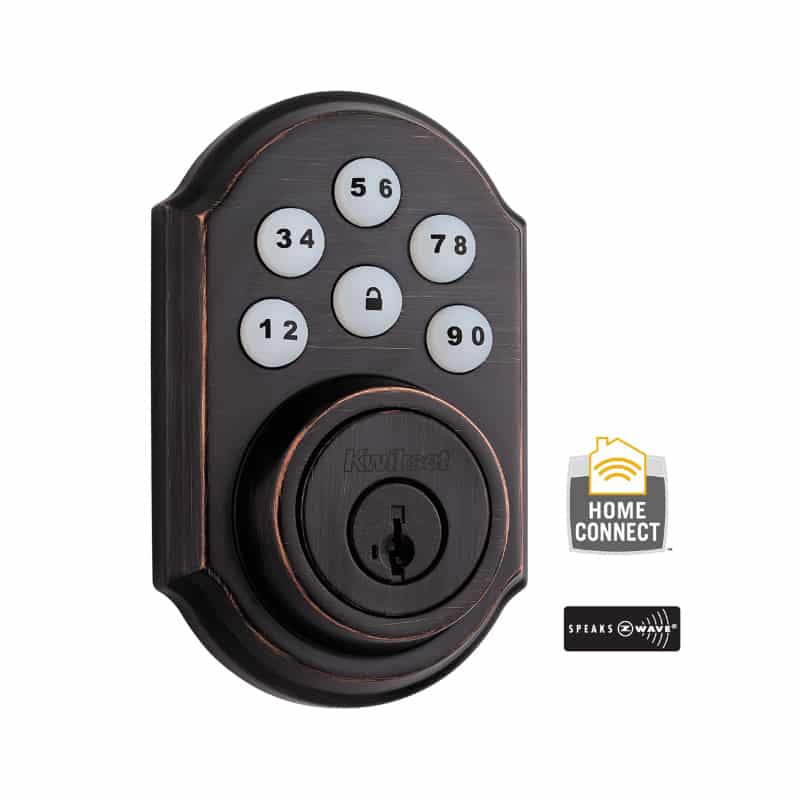 Kwick Set Lock Bronze