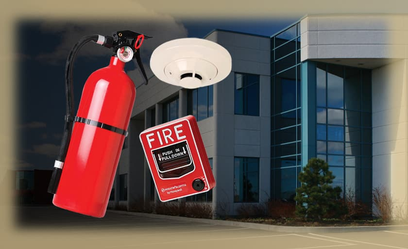 Fire Amp Life Safety Security One Alarm Systems