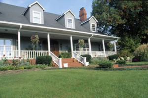 house-yard