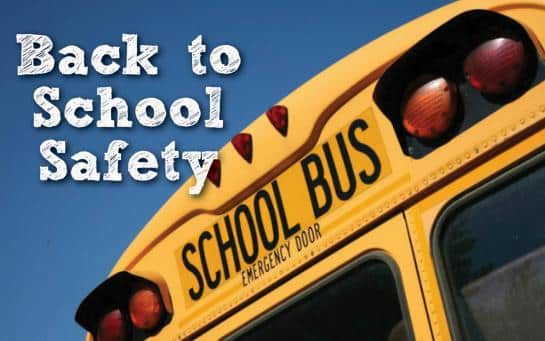 School Bus Safety | Security One Alarm Systems